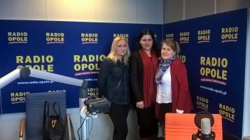 Wioski tematyczne z Doliny Stobrawy w Radio Opole.
