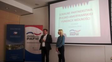 Lokalne partnerstwa- spotkanie organizacyjne w Stolicy.