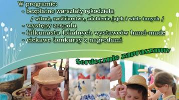 """Zapraszamy na """"VI Opolski Jarmark Folkloru""""!"""