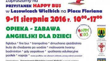 Zapraszamy na Przystanek Happy Bus
