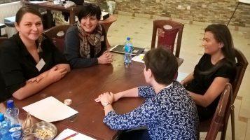 Tworzymy Lokalne Centrum Wolontariatu w Kluczborku- relacja z wyjazdu warsztatowego.