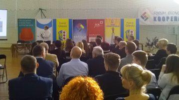 LGD Dolina Stobrawy obecna na VII Forum Ekonomicznym w Oleśnie.