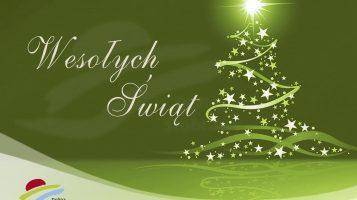 Radosnych Świąt i Cudownego Nowego Roku 2018