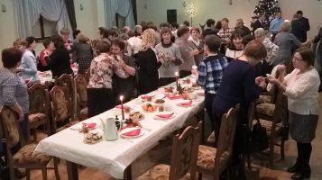 Spotkanie Wigilijne w Kole Gospodyń Wiejskich w Kujakowicach