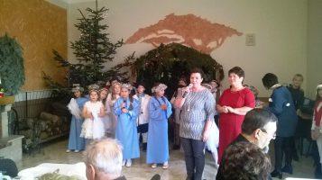 Spotkanie Wigilijne w Boroszowie (gm. OLESNO)