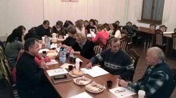 Kolejne etapy tworzenia Lokalnego Centrum Wolontariatu w Kluczborku.