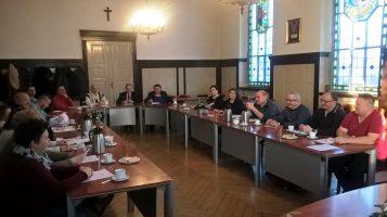 Szkolenie z otwartych konkursów ofert w Gminie Olesno.