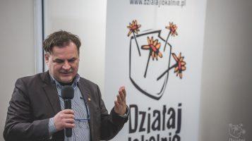 """Ogólnopolskie podsumowanie IX edycji """"Działaj Lokalnie"""" w Warszawie."""