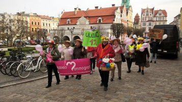 II Różowy Piknik w Krokusach w Kluczborku!