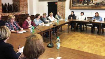"""Za nami szkolenie w Byczynie, w ramach konkursu grantowego """"Działaj Lokalnie X""""."""