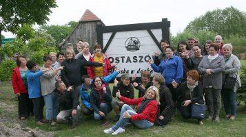Trzydziestu przedstawicieli naszych wsi uczestniczyło w trzydniowym wyjeździe studyjnym do wiosek tematycznych na Dolnym Śląsku!