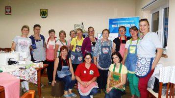 Lasowickie atelier, czyli przepis na szycie w Lasowicach Wielkich