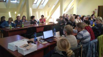 """Spotkanie sieciujące dla grantobiorców """"Działaj Lokalnie"""" w Kuniowie"""
