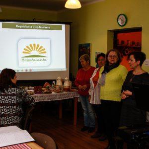 Spotkanie regionalne Ośrodków Działaj Lokalnie w Bogacicy