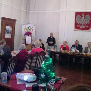 Spotkanie Pań na XII Forum Kluczborskich Kobiet