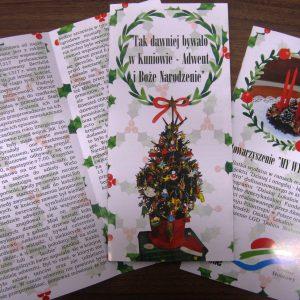 """""""Tak dawniej bywało w Kuniowie- Adwent i Boże Narodzenie"""""""