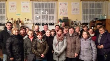 Wizyta studyjna LGD Euro-Country do wiosek tematycznych