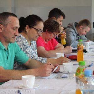 Drugi zjazd Szkoły Liderów Doliny Stobrawy w Czaplach Starych