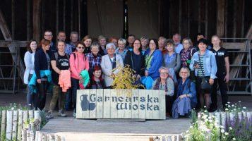 Lokalni liderzy uczestniczyli w trzydniowym wyjeździe studyjnym do wsi tematycznych na Mazurach.