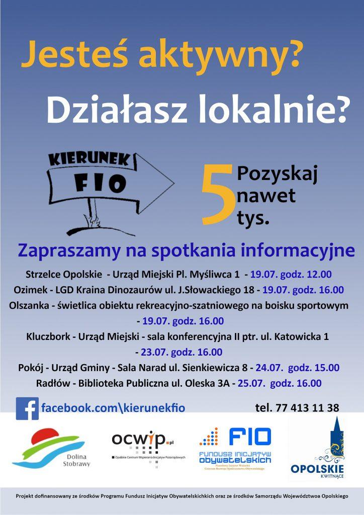plakat zaproszenie mały