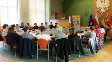 Za nami spotkanie informacyjne i szkolenie z pisania biznesplanu.