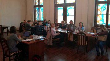 Spotkanie informacyjne na temat FIO i PROO