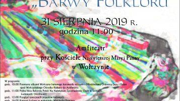"""Festiwal """"Barwy Folkloru"""""""