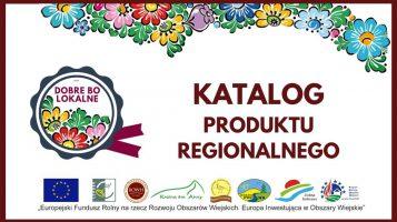 Katalog produktów regionalnych