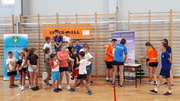 Speed-ball w Rudnikach – V Opolskie Eliminacje do Mistrzostw Polski